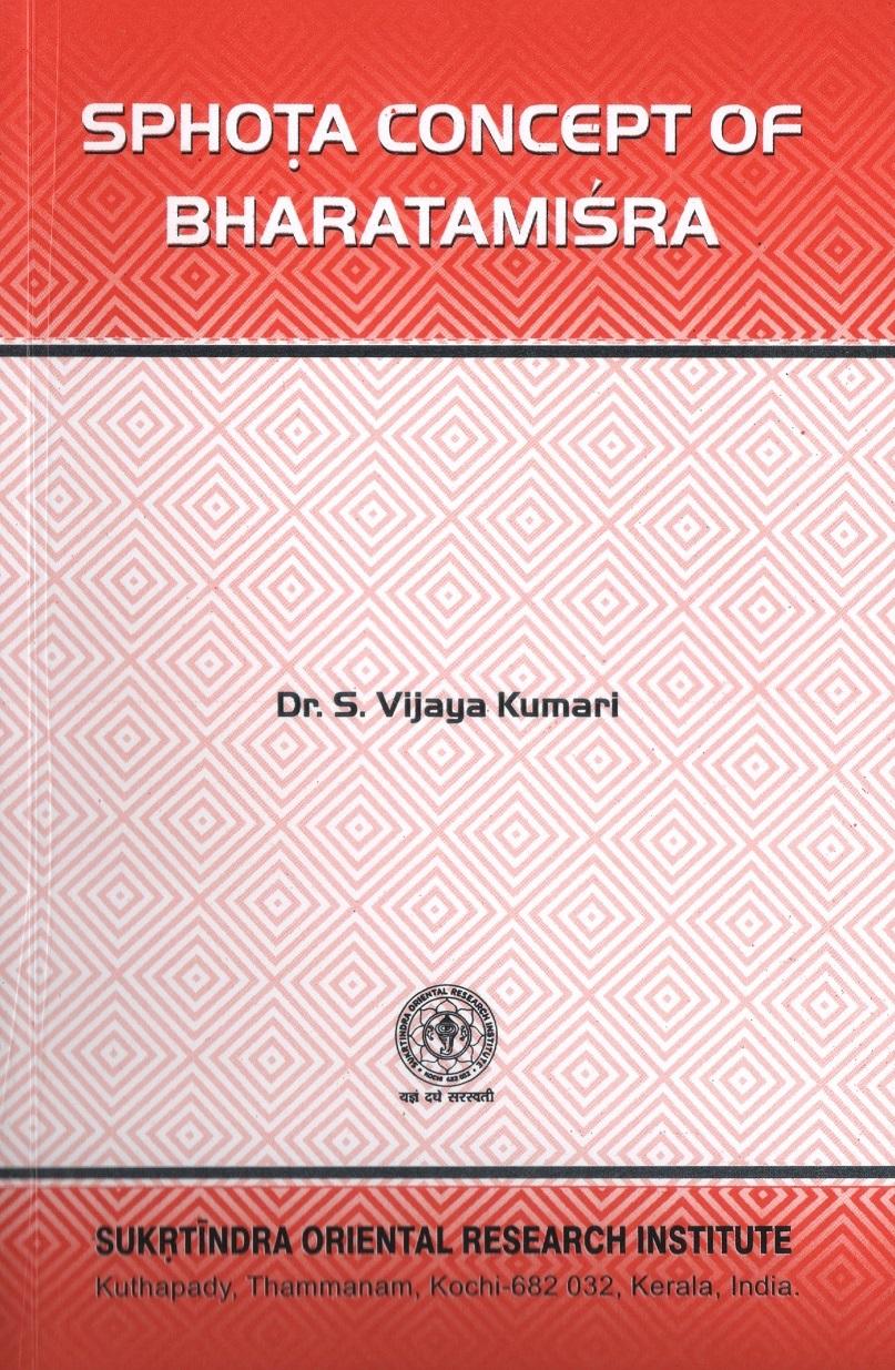 Sphota Concept Of Bharatamisra
