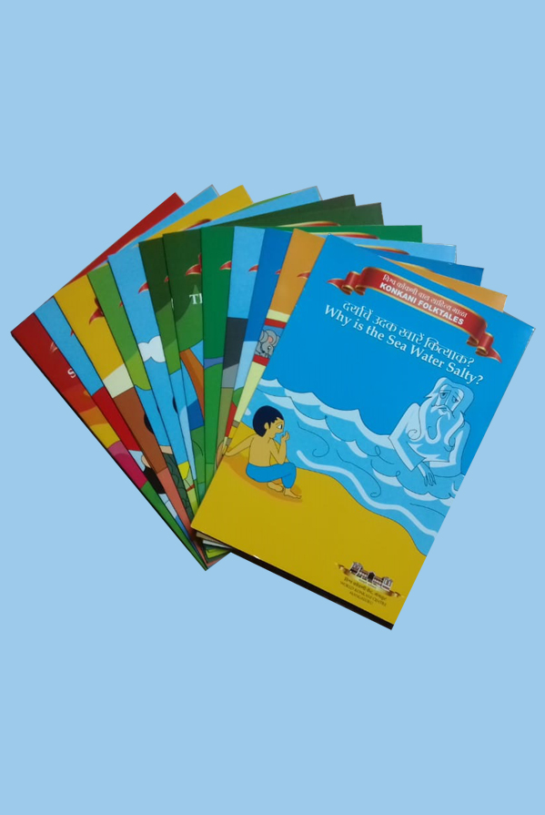 Konkani Folktales